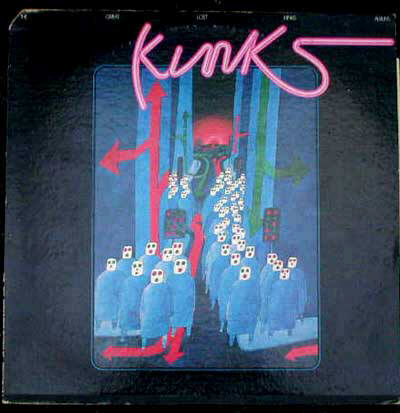 LP, Kinks, The Great Lost Kinks Album