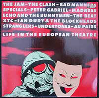 LP, Various Artists, Life in the European Theatre