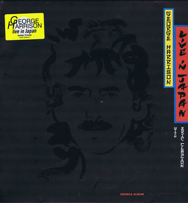LP, George Harrison, Live in Japan