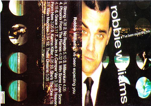tape, Robbie Williams, I