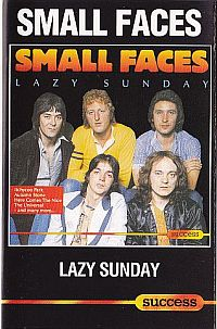 Small Faces Lazy Sunday Success 2198