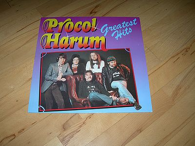 Procol Harum Greatest Hits