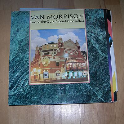 LP, Van Morrison, Live at the Grand Opera House Belfast