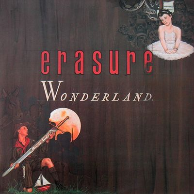 Erasure Wonderland Mute - Stumm 25