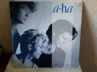 A-Ha Take on me WEA International Inc., 920 268-0