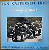Jan Kaspersen Trio Memories of Monk Olufsen Records Doc 5032