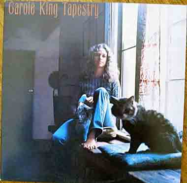 LP, Carole King, Tapestry