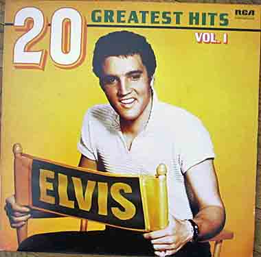 Elvis Presley 20 Greatest Hits