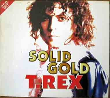 CDbox, T.Rex, Solid Gold. The Definitive Collection