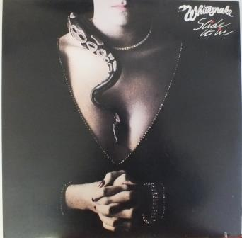 Whitesnake Slide it in Geffen Records      GHS   4018