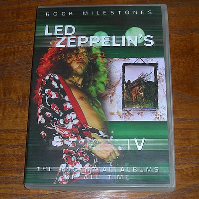 DVD, Led Zeppelin, Led Zeppelin's IV