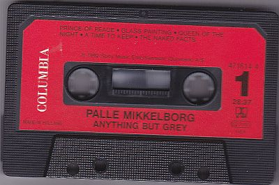 Palle Mikkelborg, Anything but grey Columbia 471614 4