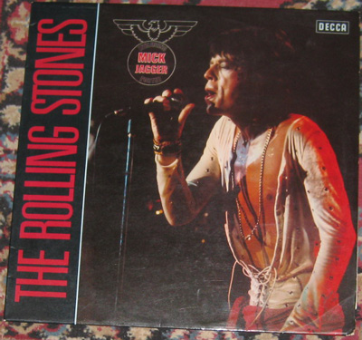 LP, Rolling Stones, The Rolling Stones