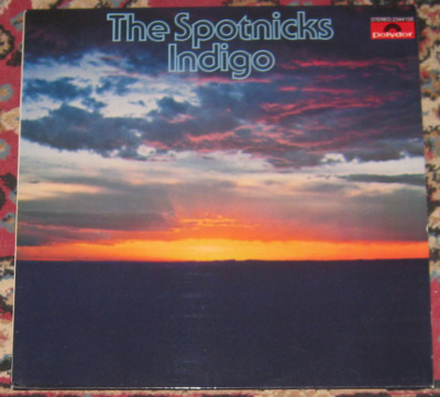 LP, Spotnicks, Indigo