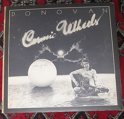 LP, Donovan, Cosmic Wheels