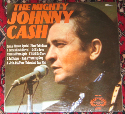 LP, Johnny Cash, The Mighty Johnny Cash