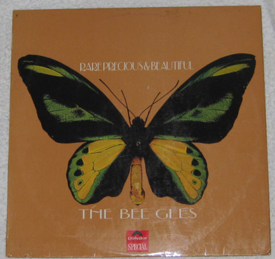 LP, Bee Gees The, Rare, Precious And Beautiful