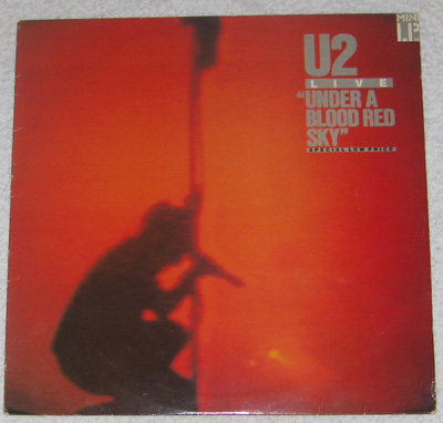 LP, U2, Under A Blood Red Sky