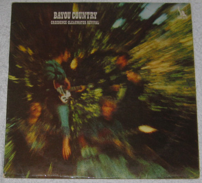 LP, Creedence Clearwater Revival, Bayou Country