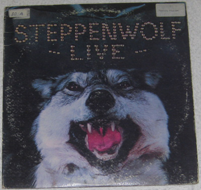 2LP, Steppenwolf, Live Steppenwolf