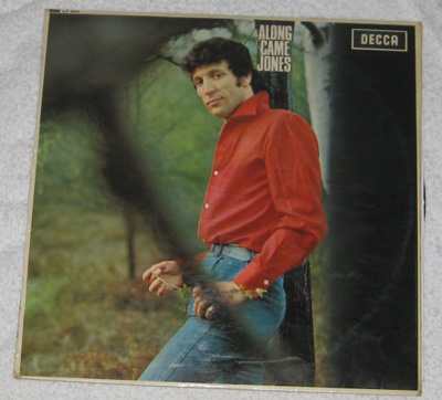 LP, Tom Jones, Tom Jones