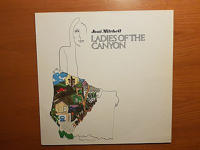 Joni Mitchell Ladies of the Canyon Reprise Rep 44 085