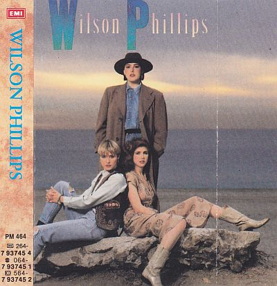 MC, Wilson Phillips, Wilson Phillips