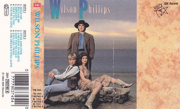 MC, Wilson Phillips, Wilson Phillips 1990