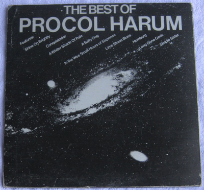 LP, Procol Harum, The best of Procol Harum