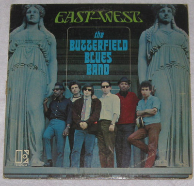 LP, Butterfield Blues Band, East - West