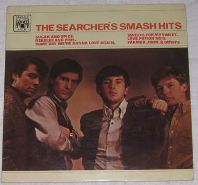 LP, Searchers, The Searchers Smach Hits