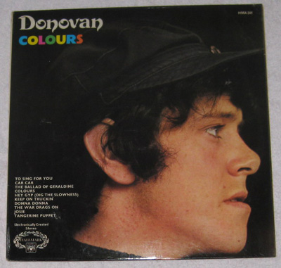 LP, Donovan, Colors