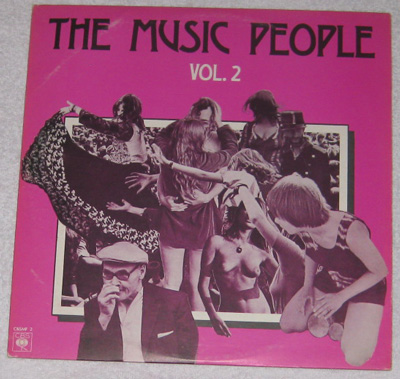 LP, Various, Welcome The Rock People