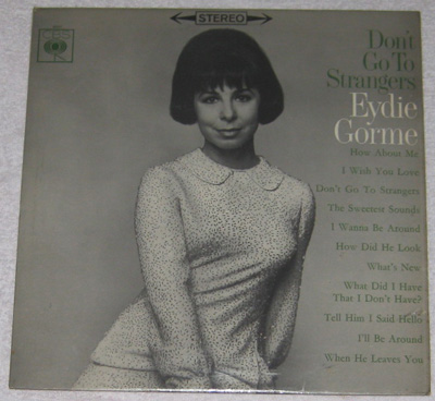 LP, Eydie Gorme, Don