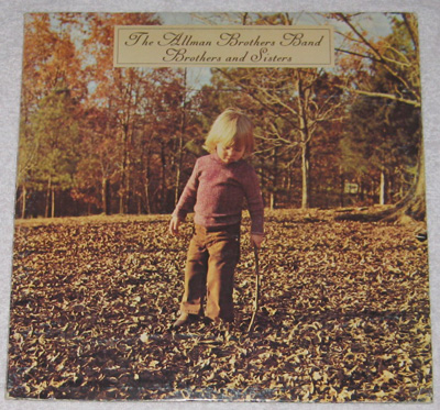 LP, Allman Brothers Band The, Brothers And Sisters