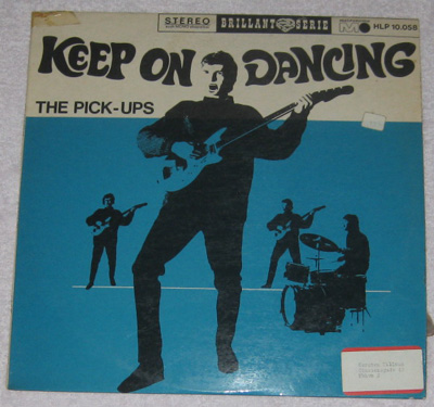 LP, Pick-Ups The, Keep On Dancing