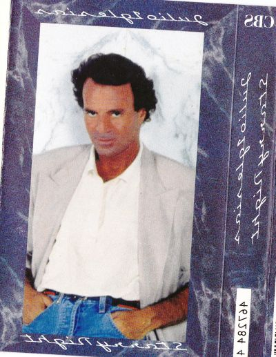 MC, Julio Iglesias, Starry Night