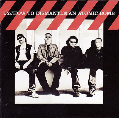 CD, U2, How to dismantle an atomic bomb