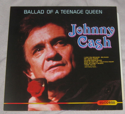 LP, Johnny Cash, Ballad Of A Teenage Queen