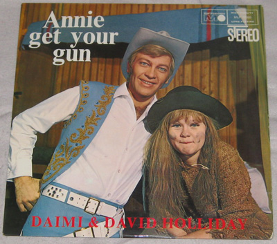 LP, Various, Annie Get Your Gun