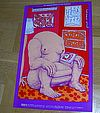 Ten Years After, Spirit and more Fillmore West poster. Bill Graham no. 163 Fillmore West Poster