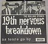 Rolling Stones 19Th Nervous Breakdown