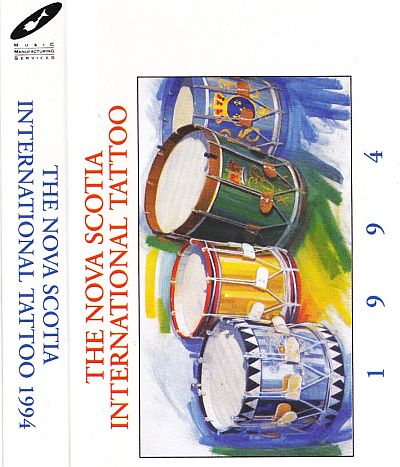 MC, Various artists, The Nova Scotia International Tattoo 1994