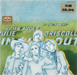 LP, Brian Auger & Trinity, In and Out