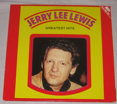 2LP, Jerry Lee Lewis, Greatest Hits