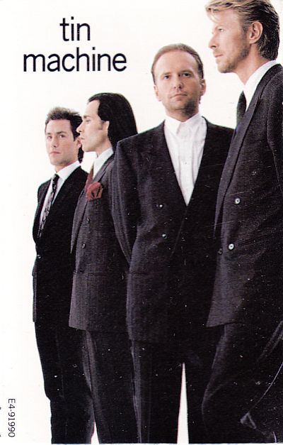 MC, Tin Machine, Tin Machine