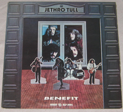 LP, Jethro Tull, Benefit