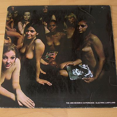 2LP, Jimi Hendrix, Electric Ladyland