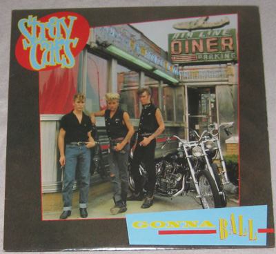LP, Stray Cats, Gonna Ball