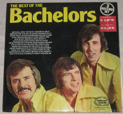 3LP, Bachelors, The Best Of The Bachelors